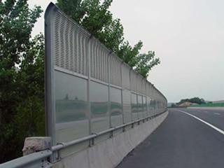 桥梁声屏障